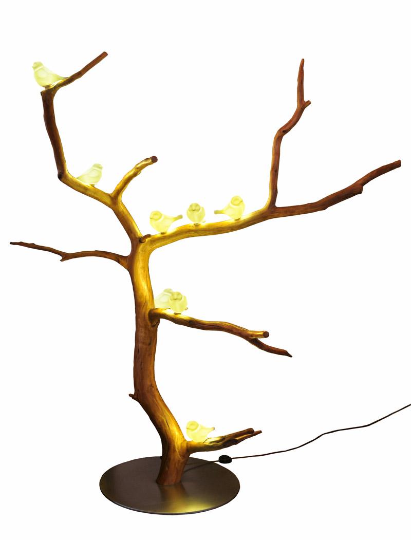 Lampada da terra COCO' TREE