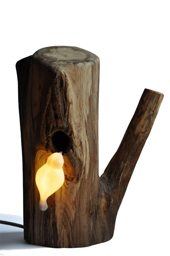 Lampada da tavolo Picchio Brench