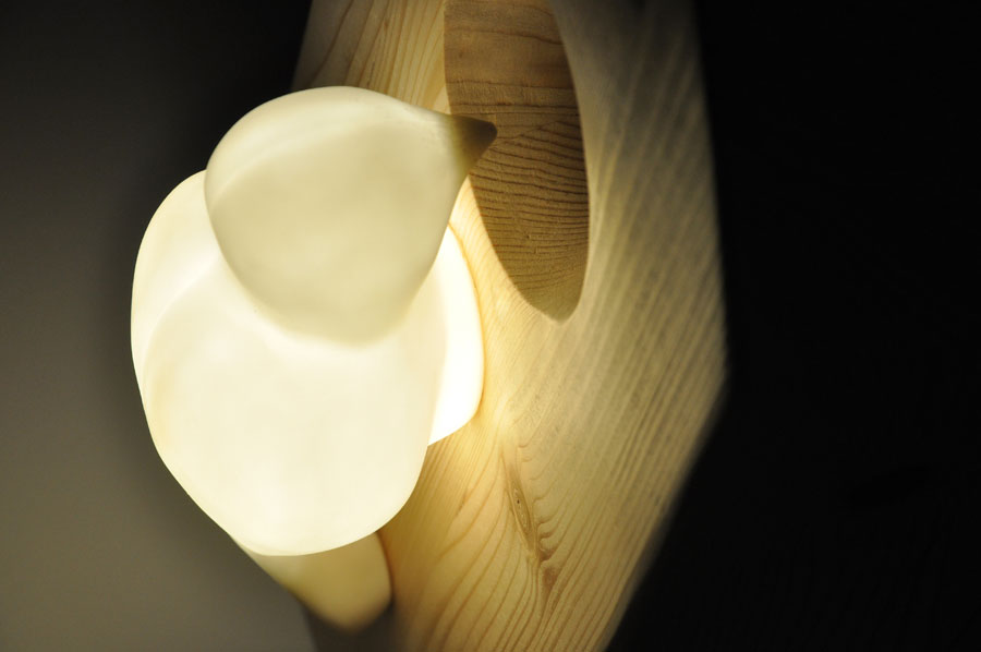 Lampada da tavolo Picchio House