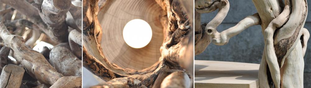 Prodotti in legno fatti a mano
