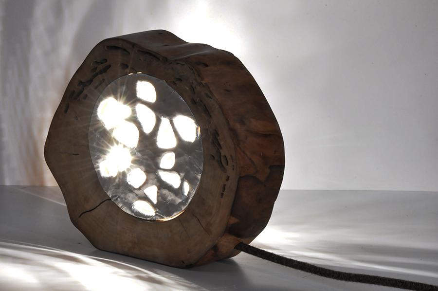 Lampada da tavolo Apollo