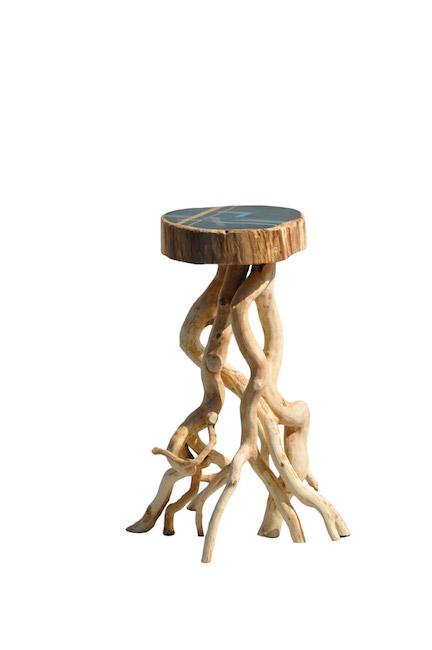 sgabello-in-legno-polpo