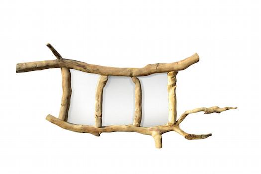specchio e legno ecodesign
