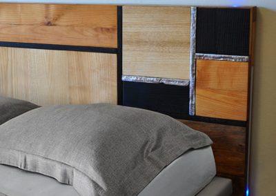 Testiere in legno