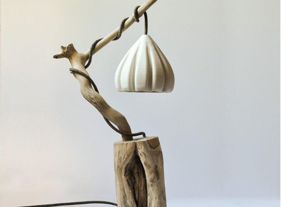 Lampada da tavolo Innesto Ceramic