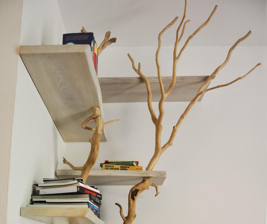 libreria albero a sviluppo angolare
