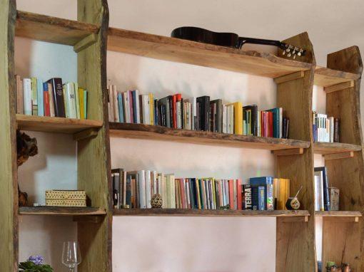 Libreria in legno Senzatempo