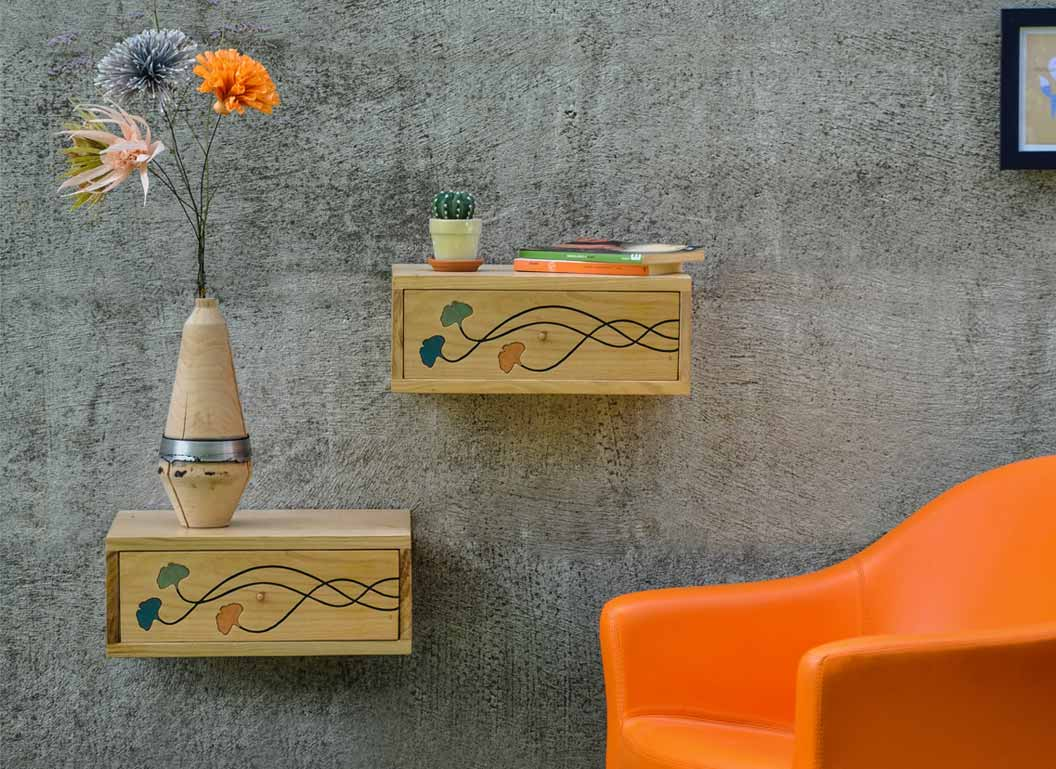 Eolo cassetti legno ceramica livyng ecodesign for Livyng ecodesign