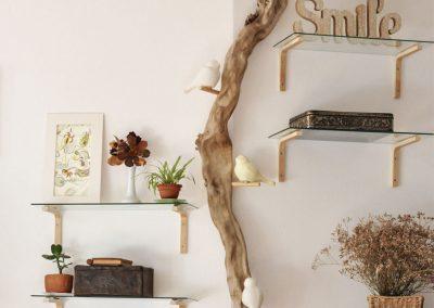 Soluzioni decorative in legno