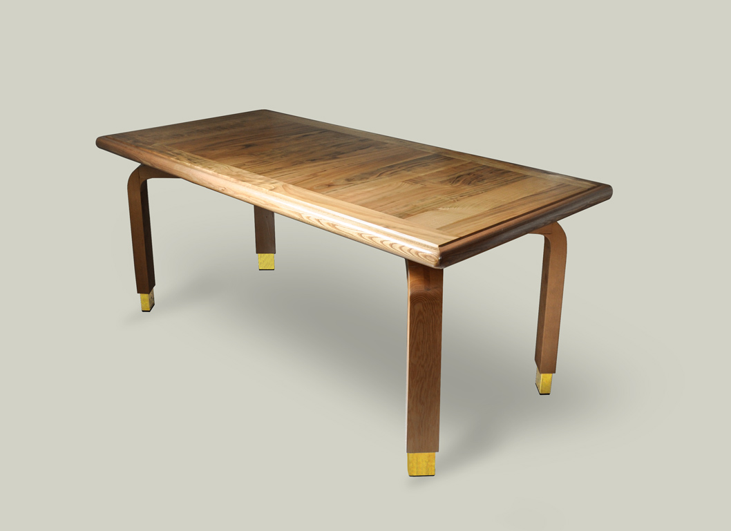 tavolo in legno massello di ciliegio